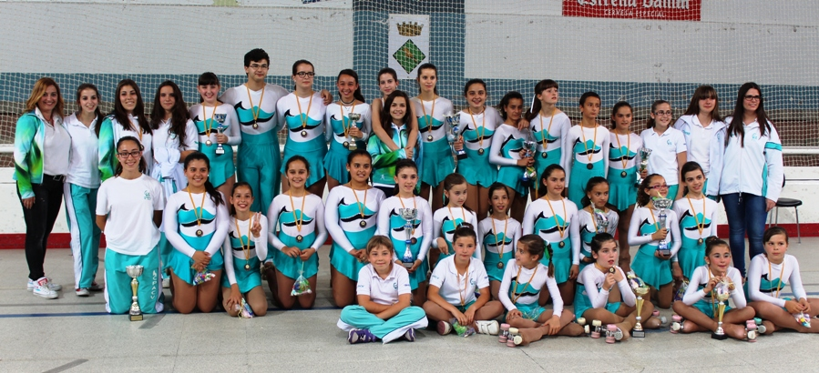 INTERCLUB TORDERA 2014