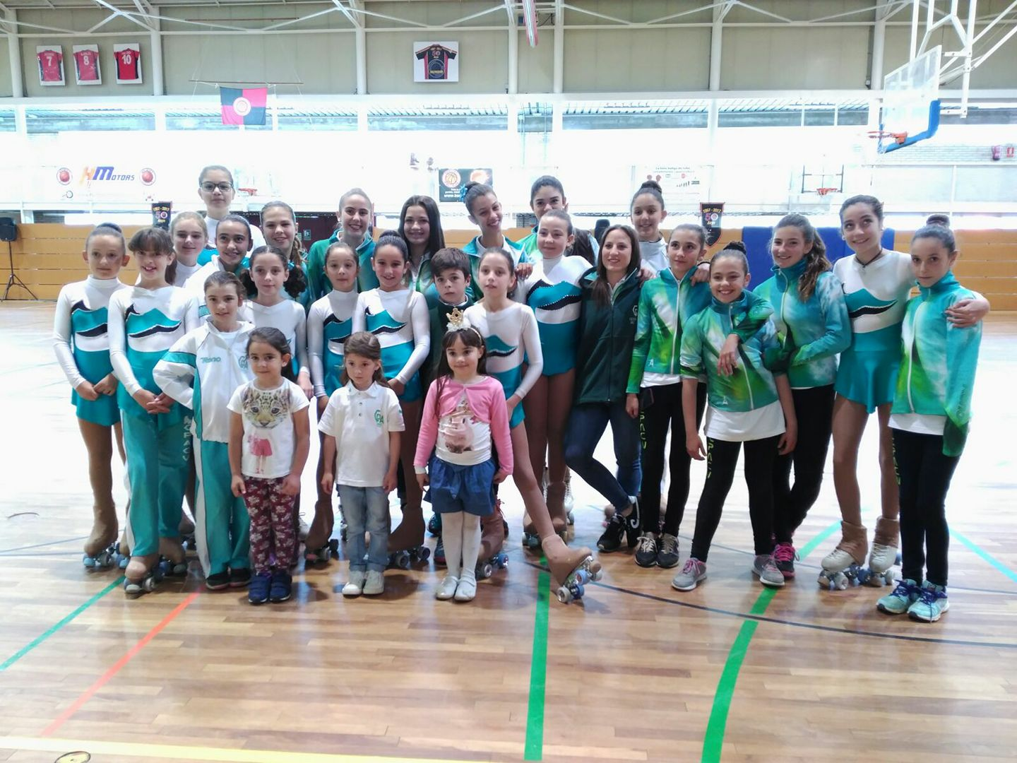 1ª FASE INTERCLUB LIBRE 2017